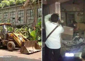 BMC demolishes Kangana Ranaut Office