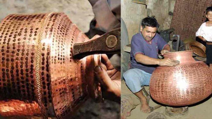 Copper-brass utensils business in Pune