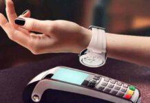 Titan Contactless Payment Watch
