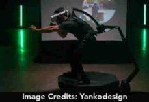 VR Treadmill